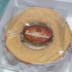 洋菓子ボワールのバウムクーヘン