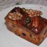 フェルダーシェフのフルーツケーキ