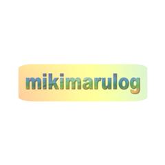 mikimarulog ロゴ